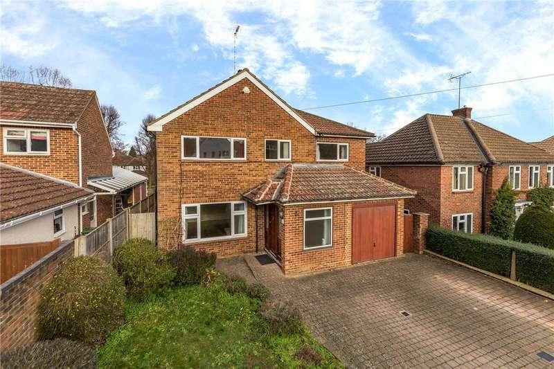 5 Bedrooms Detached House for sale in Granby Avenue, Harpenden, Hertfordshire