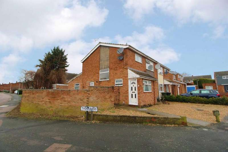 3 Bedrooms Semi Detached House for sale in The Rowans, Kempston, MK42