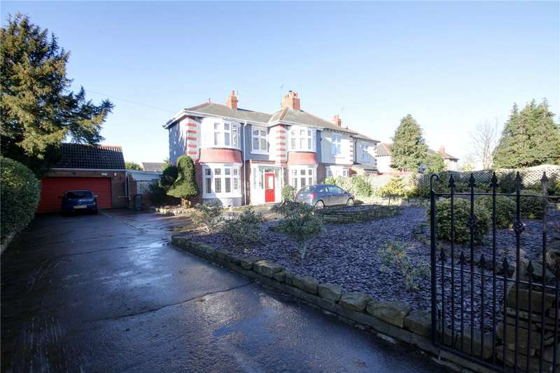 3 Bedrooms Semi Detached House for sale in Watling Road, Bishop Auckland, County Durham, DL14