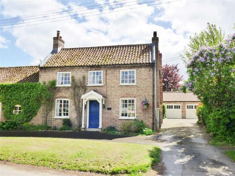 3 Bedrooms Semi Detached House for sale in Skirpenbeck