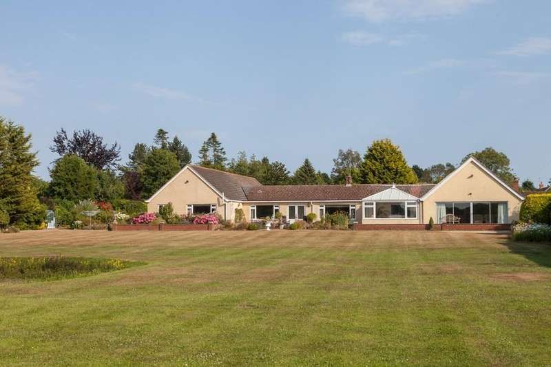 6 Bedrooms Detached Bungalow for sale in Filby