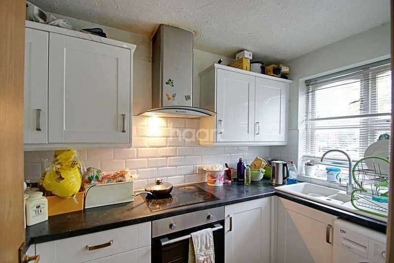 2 Bedrooms Semi Detached House for sale in Littlebrook Avenue