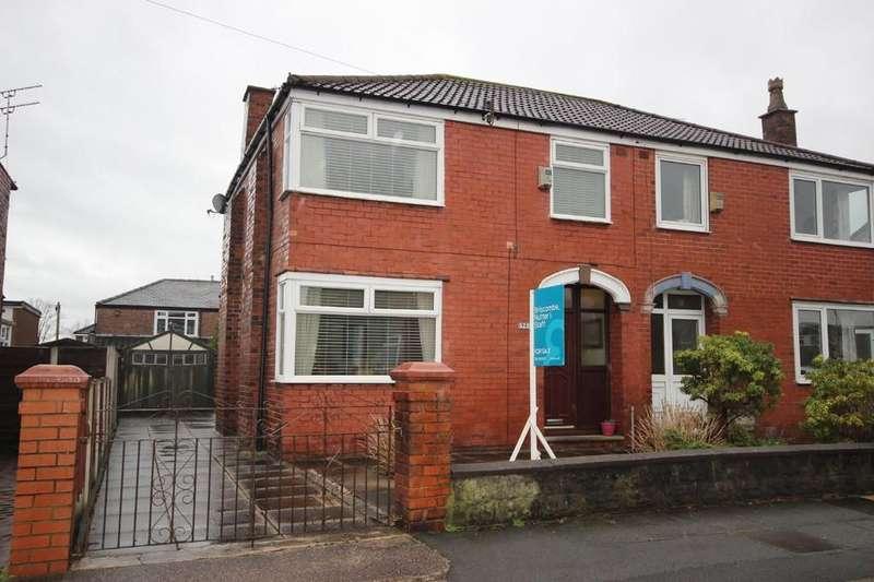 3 Bedrooms Semi Detached House for sale in Warwick Avenue, Wardley