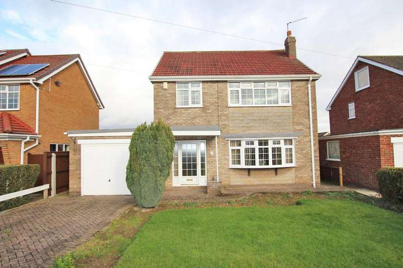 3 Bedrooms Detached House for sale in HINKLEY DRIVE, IMMINGHAM