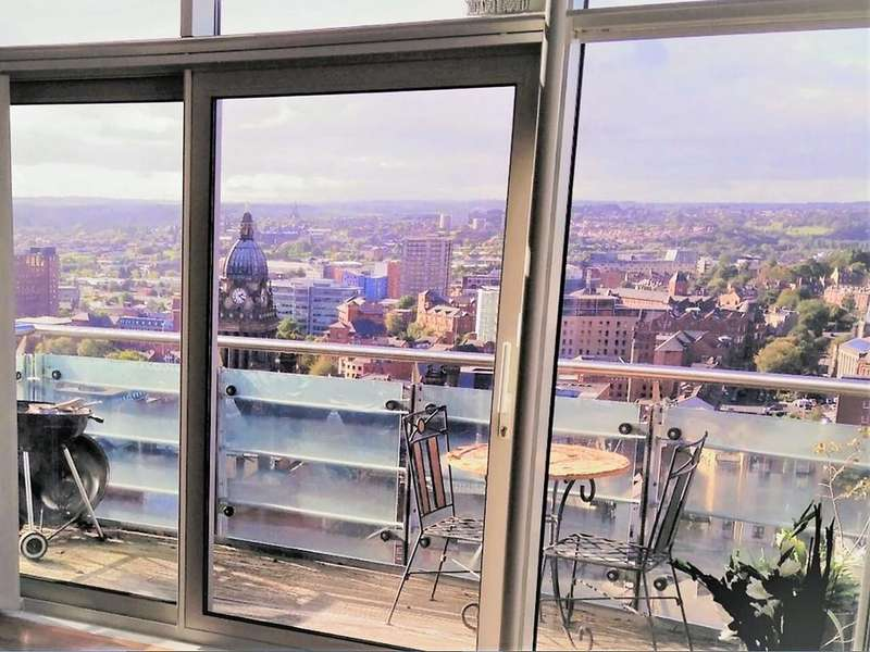 2 Bedrooms Apartment Flat for sale in Albion Street, Leeds