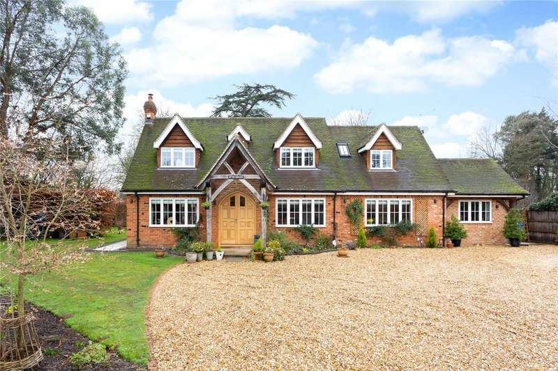 3 Bedrooms Detached House for sale in Langworthy Lane, Maidenhead, Berkshire, SL6