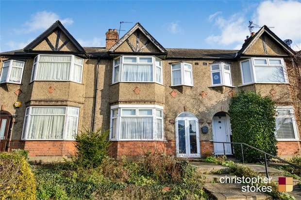 3 Bedrooms Terraced House for sale in Hertford Road, Waltham Cross, Middlesex