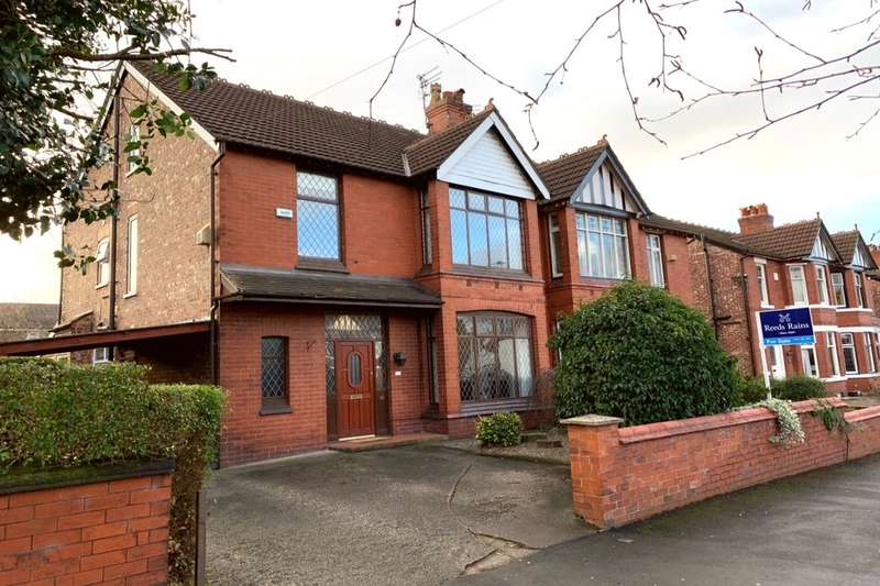 5 Bedrooms Semi Detached House for sale in Edgeley Road, Stockport, SK3