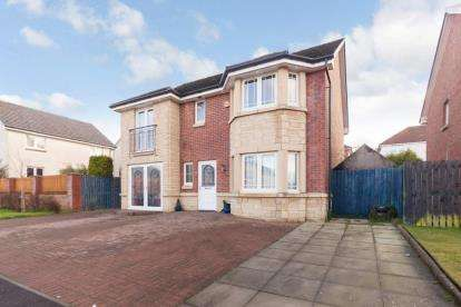 4 Bedrooms Detached House for sale in Scalloway Road, Cambuslang