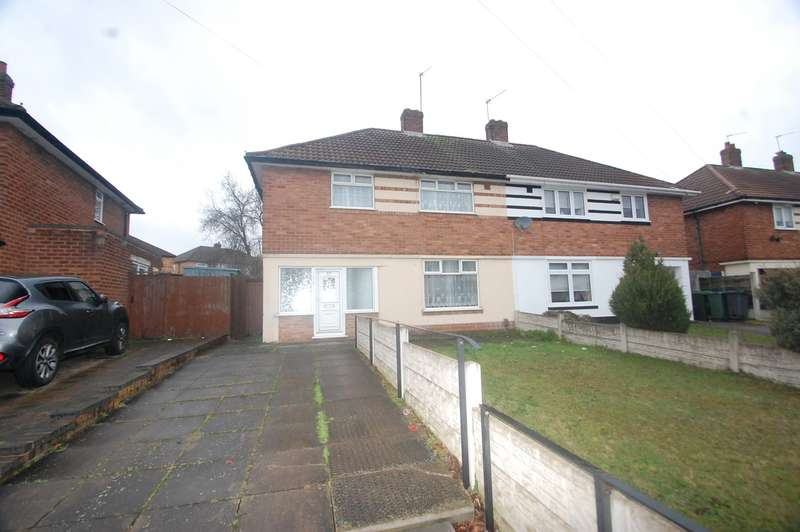 3 Bedrooms House for sale in Rydding Lane, West Bromwich, B71