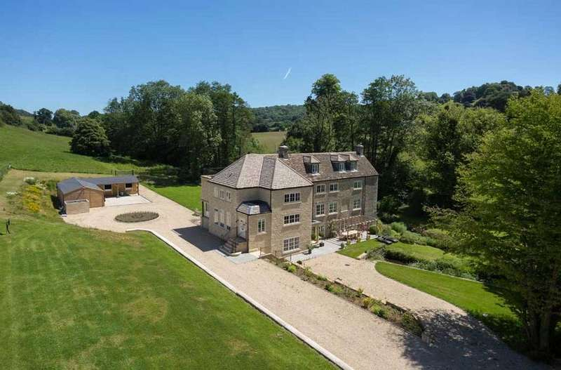 6 Bedrooms Detached House for sale in Wortley, Wotton-Under-Edge, Gloucestershire, GL12