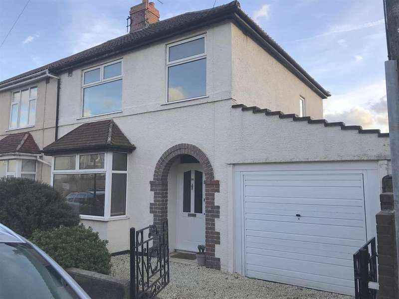 3 Bedrooms Semi Detached House for sale in Hill Street, St George, Bristol, BS5 7QN