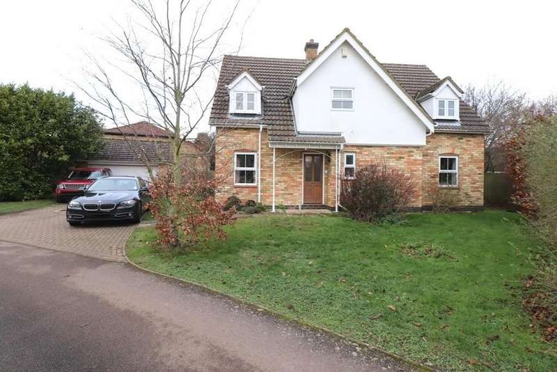 4 Bedrooms Detached House for sale in Meadowbrook, Aldreth