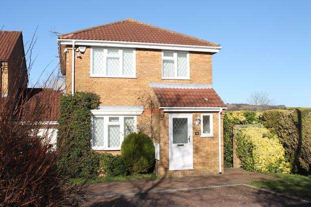 3 Bedrooms Link Detached House for sale in Pomeroy Grove, Luton, LU2