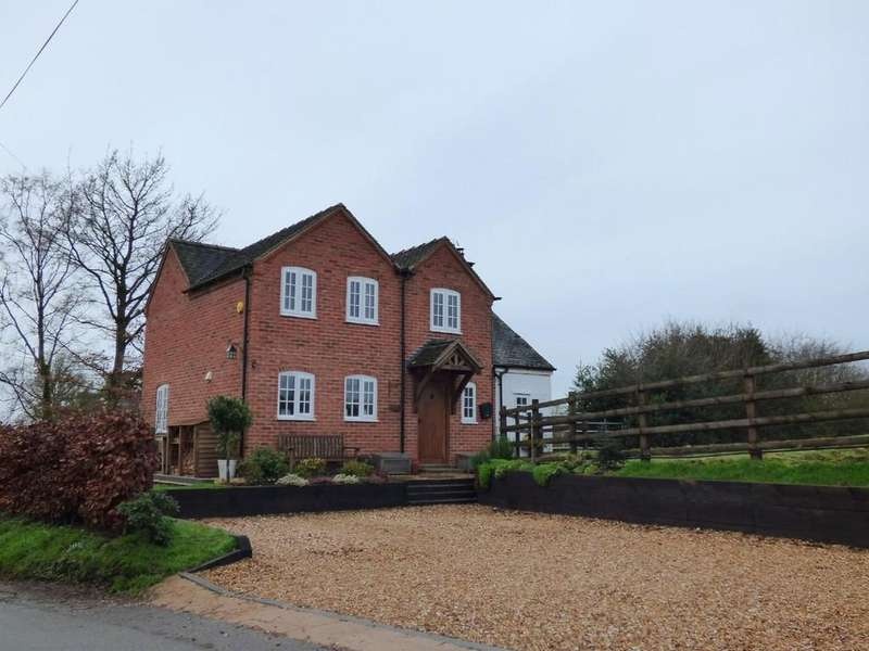 3 Bedrooms Cottage House for sale in Mill Lane, Shirley, Ashbourne