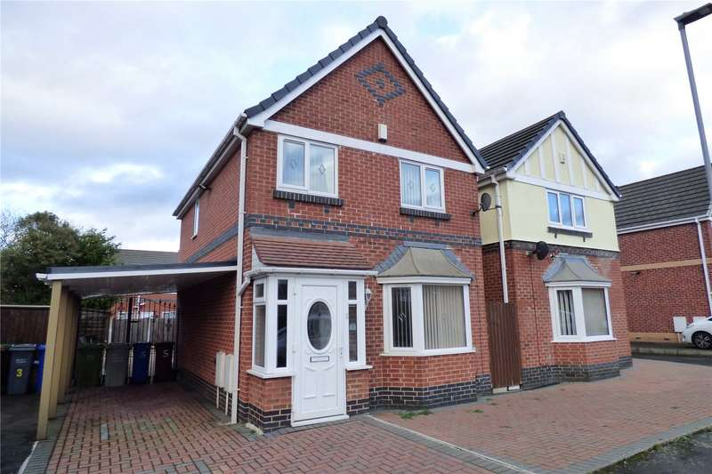 3 Bedrooms Detached House for sale in Carville Road, Blackley, Manchester, M9