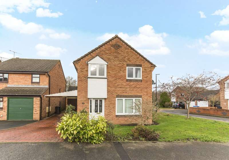 4 Bedrooms Detached House for sale in Brushfield Road, Linacre Woods, Chesterfield S40