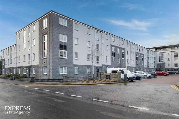 2 Bedrooms Flat for sale in 36 Froghall Terrace, Aberdeen