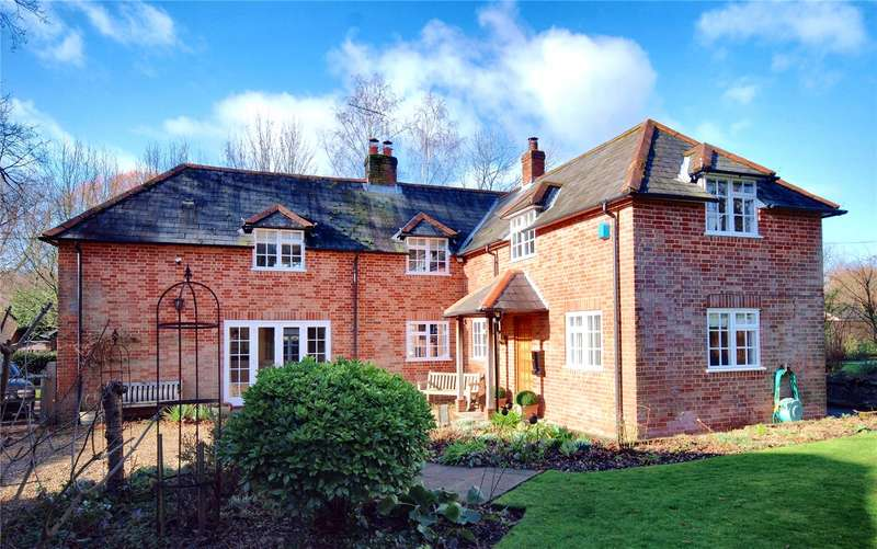 4 Bedrooms Detached House for sale in West Park Lane, Damerham, Fordingbridge, Hampshire, SP6