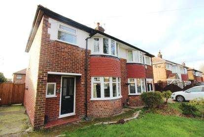 3 Bedrooms Semi Detached House for sale in Parkway, Cheadle, Greater Manchester