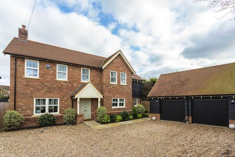 4 Bedrooms Detached House for sale in Totternhoe Road, Eaton Bray