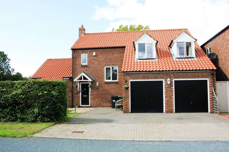 4 Bedrooms Detached House for sale in The Green, Dalton On Tees