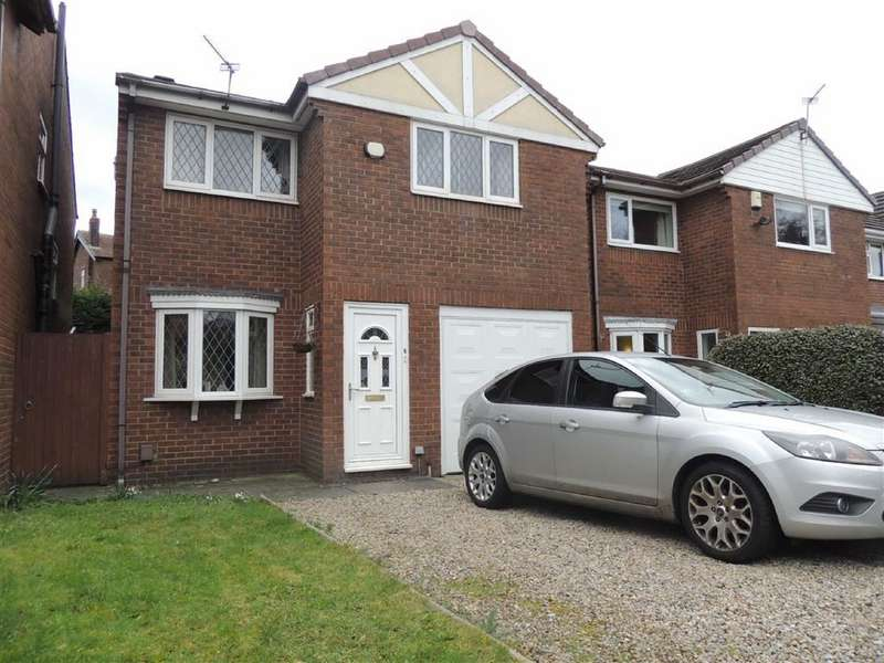 4 Bedrooms Detached House for sale in Aragon Way, Marple, Stockport