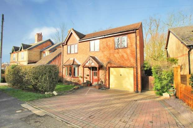 3 Bedrooms Detached House for sale in Main Street, Peterborough, Cambridgeshire, PE8 5QJ