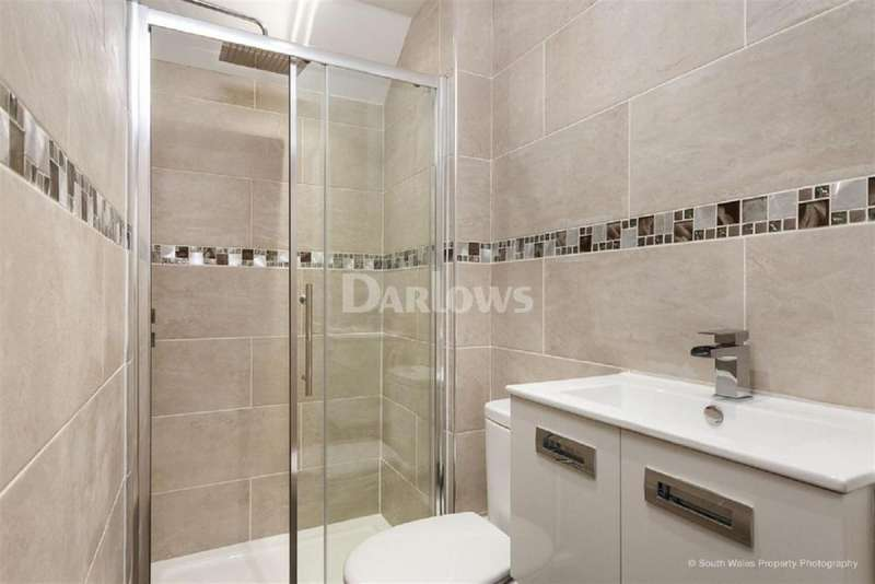 1 Bedroom Flat for sale in 3, Paget Street, Grangetown