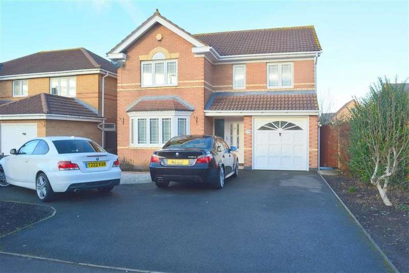 4 Bedrooms Detached House for sale in Elmore Lane West Quedgeley