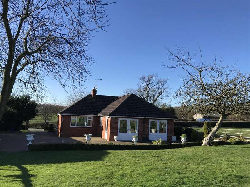 3 Bedrooms Bungalow for sale in Marchington Cliff, Uttoxeter