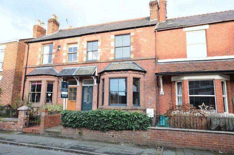 3 Bedrooms Terraced House for sale in Derby Place, Hoole, Chester
