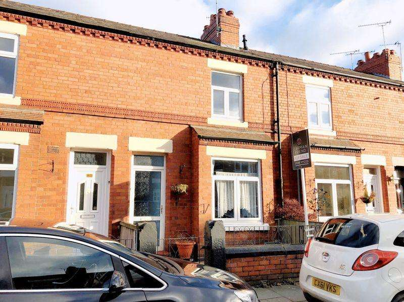 3 Bedrooms Terraced House for sale in Faulkner Street, Hoole, Chester
