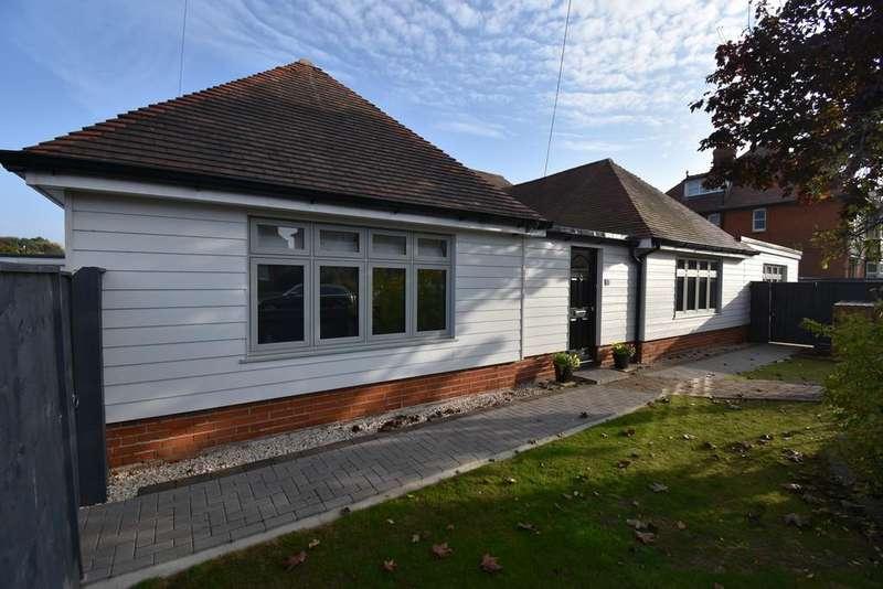 4 Bedrooms Detached Bungalow for sale in Felixstowe, Suffolk