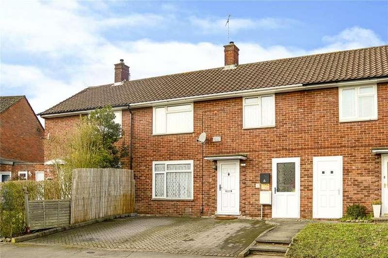 3 Bedrooms Terraced House for sale in Haversham Drive, Bracknell, Berkshire, RG12