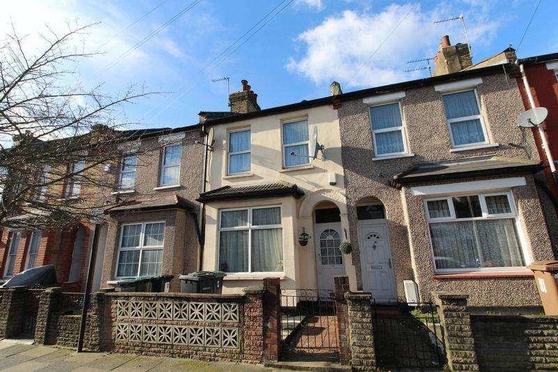 2 Bedrooms Terraced House for sale in Eldon Road, Wood Green, N22