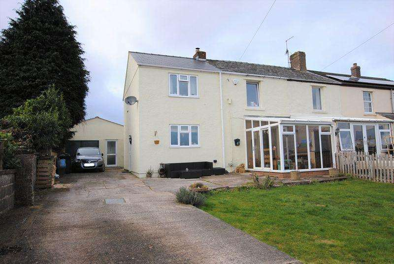3 Bedrooms Terraced House for sale in Littledean Hill Road, Cinderford