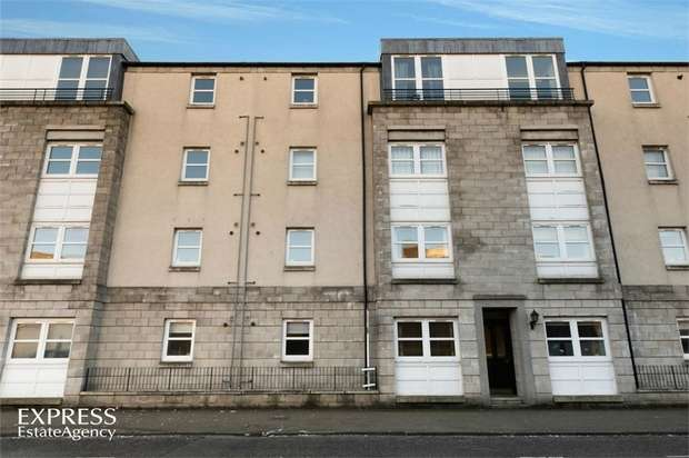 2 Bedrooms Flat for sale in Charles Street, Aberdeen
