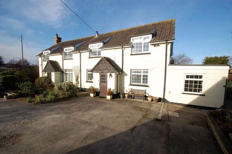 4 Bedrooms Detached House for sale in Taunton Road, North Petherton