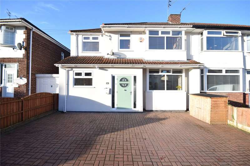 4 Bedrooms Semi Detached House for sale in Padstow Road, Childwall, Liverpool, L16