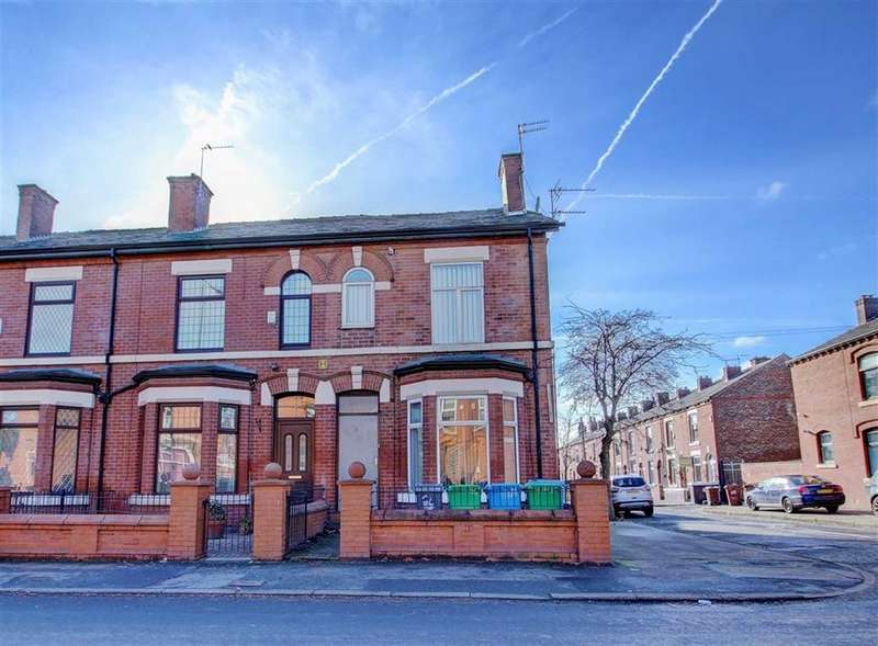 4 Bedrooms End Of Terrace House for sale in Droylsden Road, Manchester