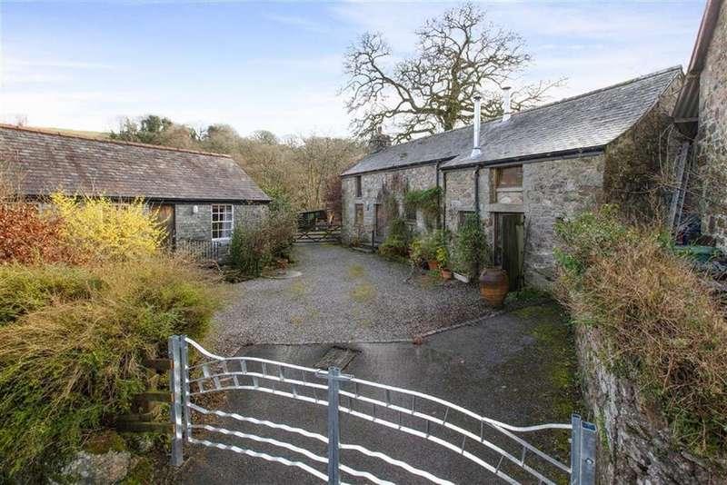 4 Bedrooms Detached House for sale in Ponsworthy, Dartmoor, Devon, TQ13