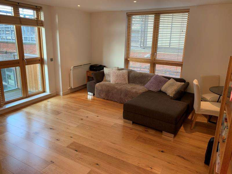 2 Bedrooms Apartment Flat for sale in Watermans Place