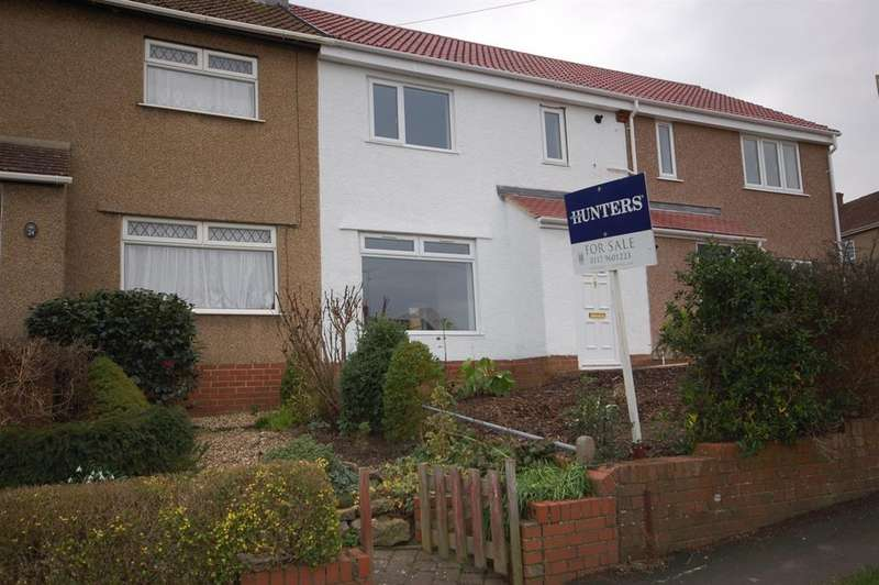 2 Bedrooms Terraced House for sale in Furzewood Road, Kingswood, Bristol, BS15 4HH