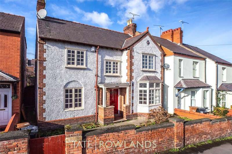 4 Bedrooms House for sale in Mold Road, Connahs Quay, Deeside, CH5