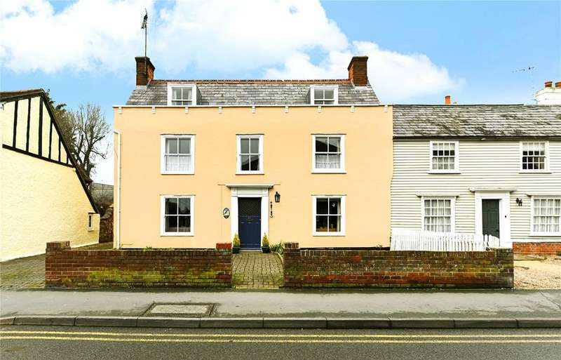 4 Bedrooms House for sale in Brightlingsea, Nr Colchester, Essex, CO7