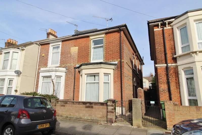 5 Bedrooms Semi Detached House for sale in Montgomerie Road, Southsea