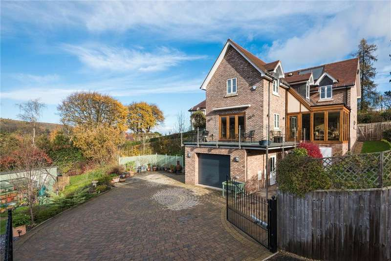 4 Bedrooms Detached House for sale in The Donkey Patch, Clive Avenue, Church Stretton