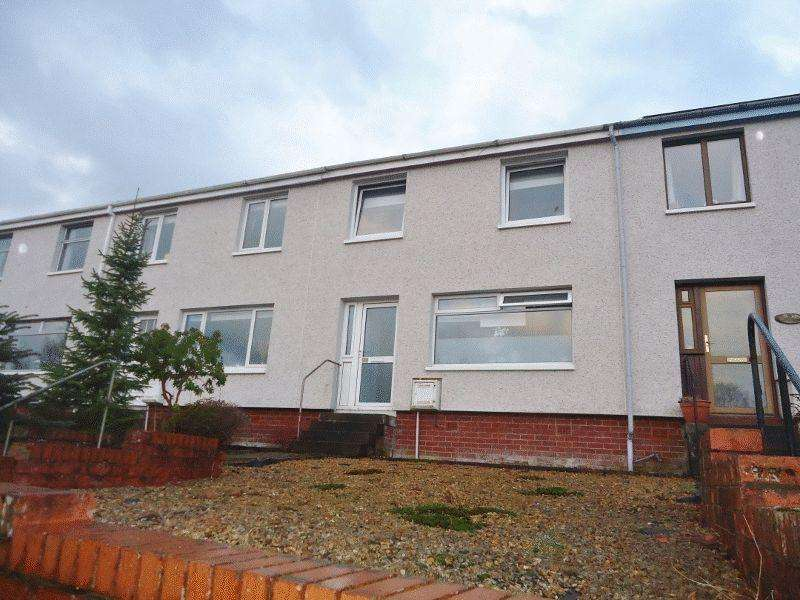 3 Bedrooms Terraced House for sale in Mary Place, Clackmannan