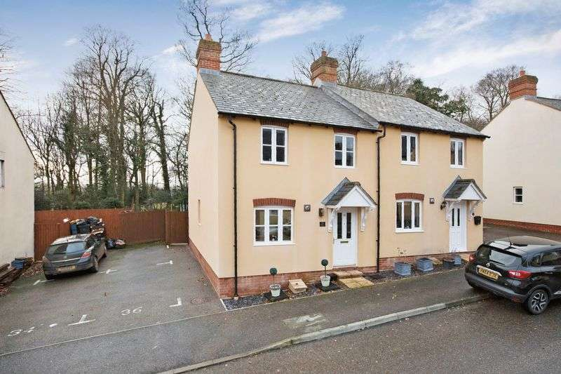 2 Bedrooms Property for sale in Highland Park Uffculme, Cullompton